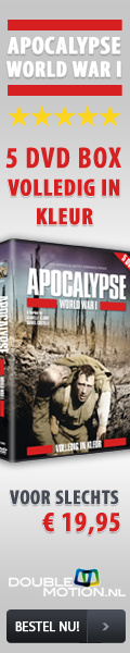 Double Motion DVD box Apocalypse WW1