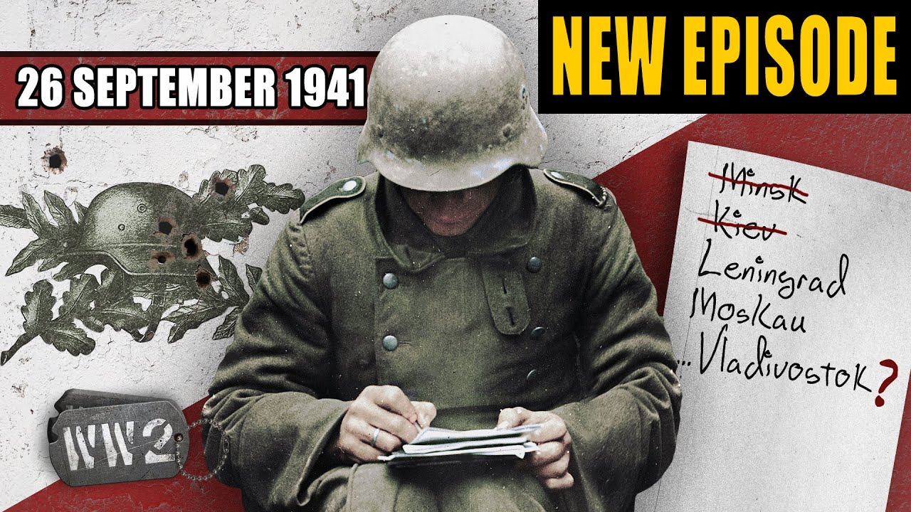 World War 2 Youtube Series - Free from the Nazi Occupation - but for how long can it last?