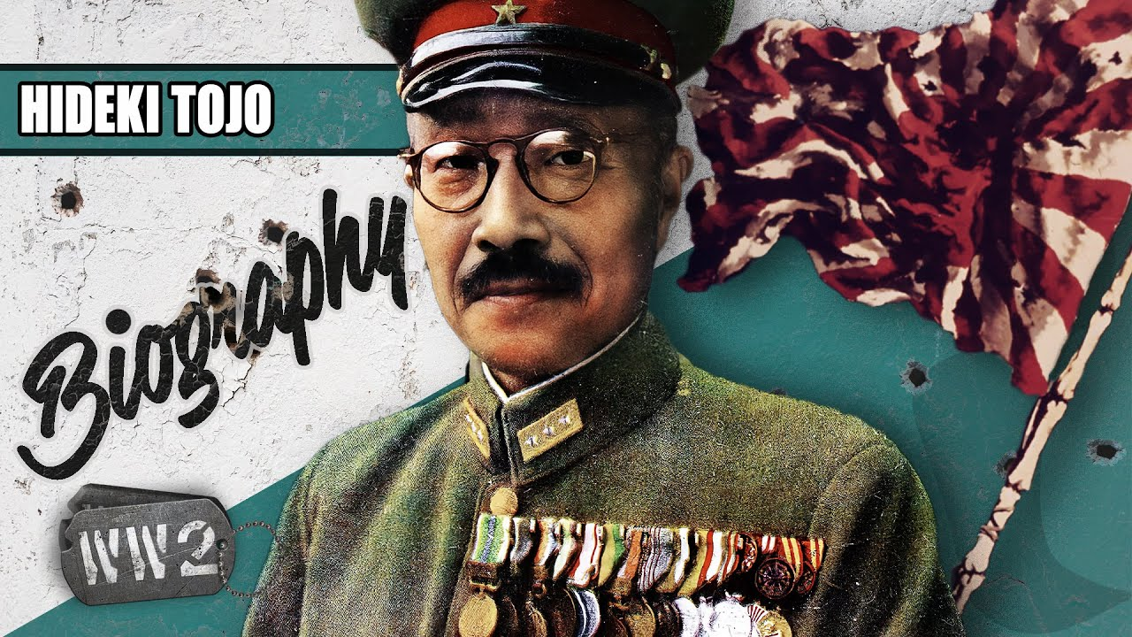 29-10: World War 2 Youtube Serie - Cranking This War Up to Eleven - Hideki Tojo