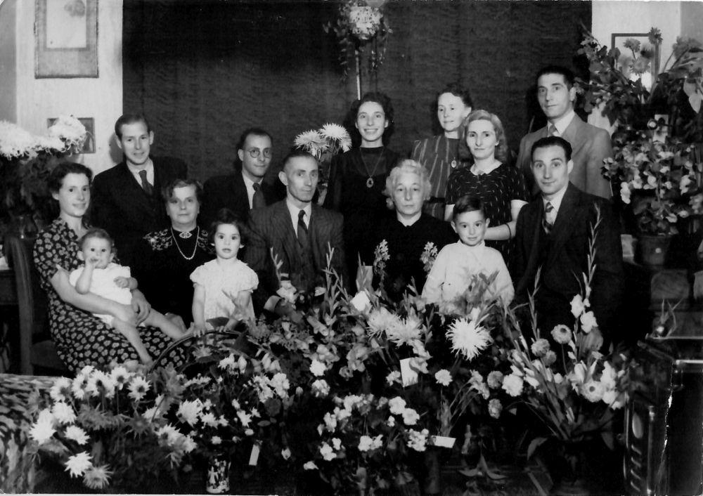 Hoe een Joodse familie ontsnapte aan de fuik van de nazi's