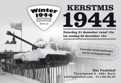 Kerstmis 1944 Borlo op 21 en 22 december 2013