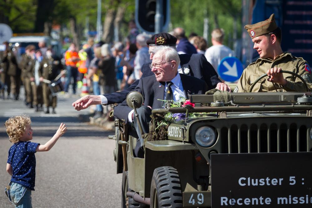 Fotoverslag Bevrijdingsdag in Wageningen 2018