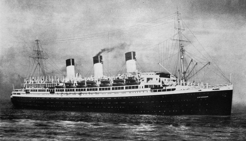 The story of the 'Nazi Titanic' Robert P. Watson had to tell