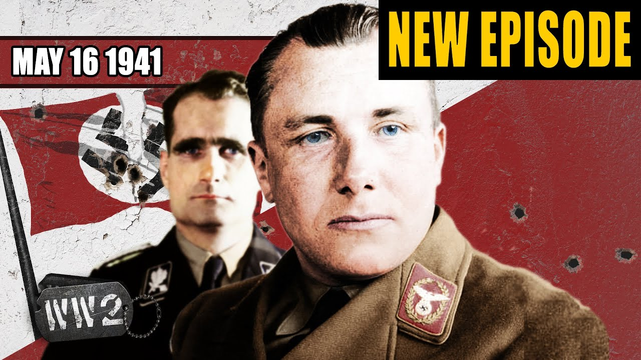 World War 2 Youtube Series - Nazi Nuts Trading Places & Victory for the Commonwealth