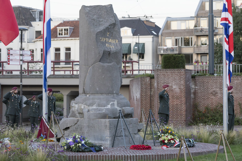 Fotoverslag Airborne Herdenking Arnhem