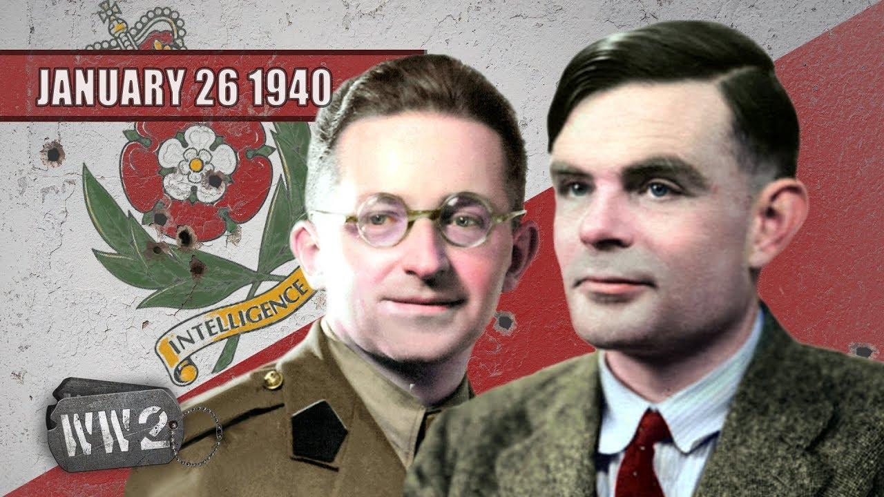 World War 2 Youtube Serie - 26 januari 1940