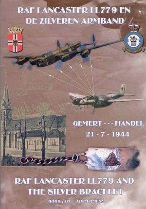 RAF Lancaster 779 en de zilveren armband