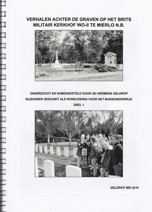 Verhalen achter de graven op het Brits Militair Kerkhof te Mierlo