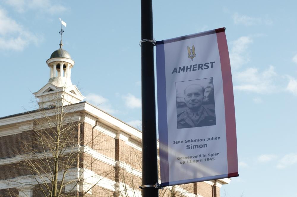 Fotoverslag herdenking operatie Amherst in Assen