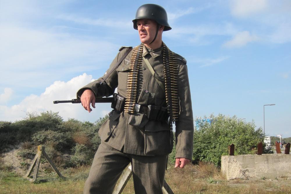 Rondleidingen in Hoek van Holland: Nordmole 1943