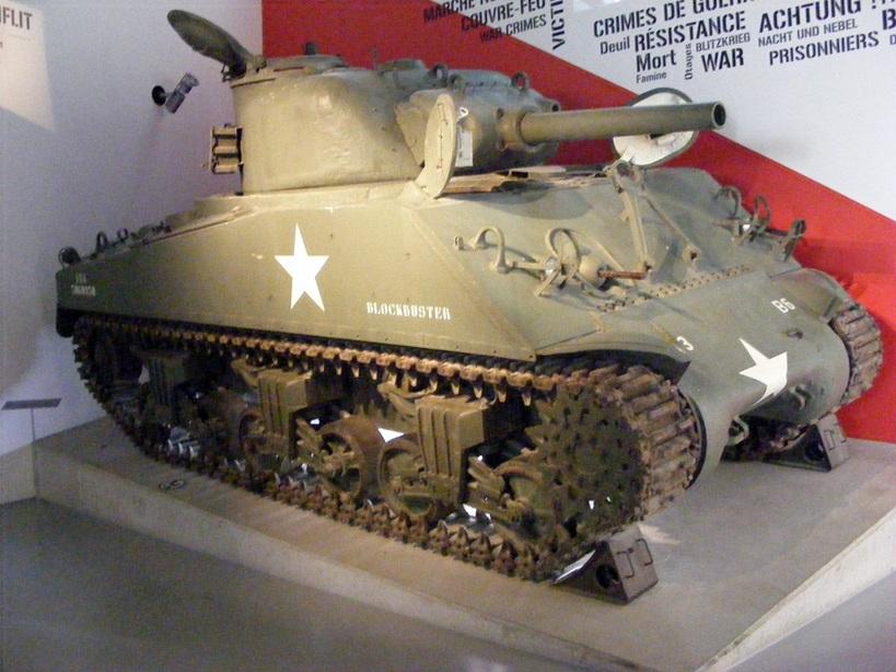 Fotoverslag Bastogne War Museum