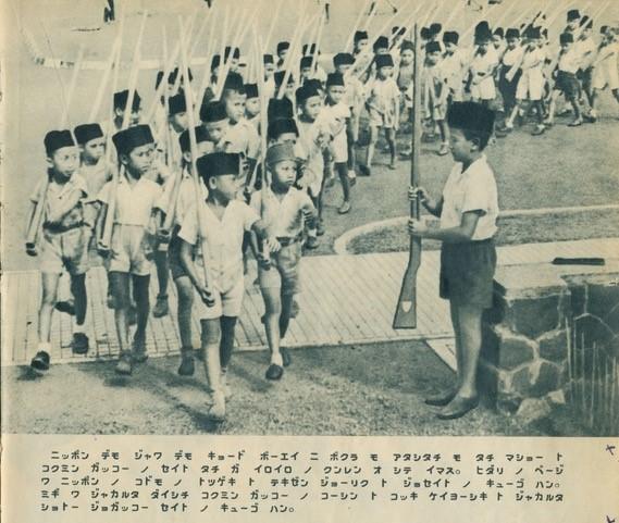 Soekarno heeft zijn eigen volksgenoten in handen van de Japanners gespeeld