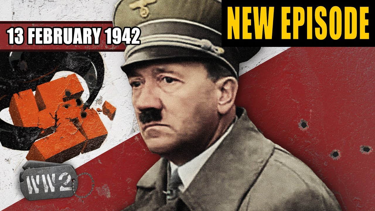 14-02: World War 2 Youtube Series - German Army Surrounded: You Did Nazi That Coming!