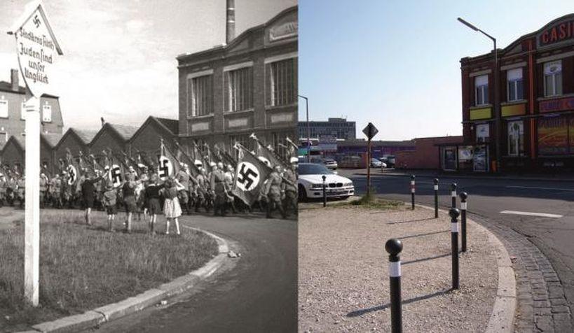 Hitlers partijbijeenskomsten Toen & Nu