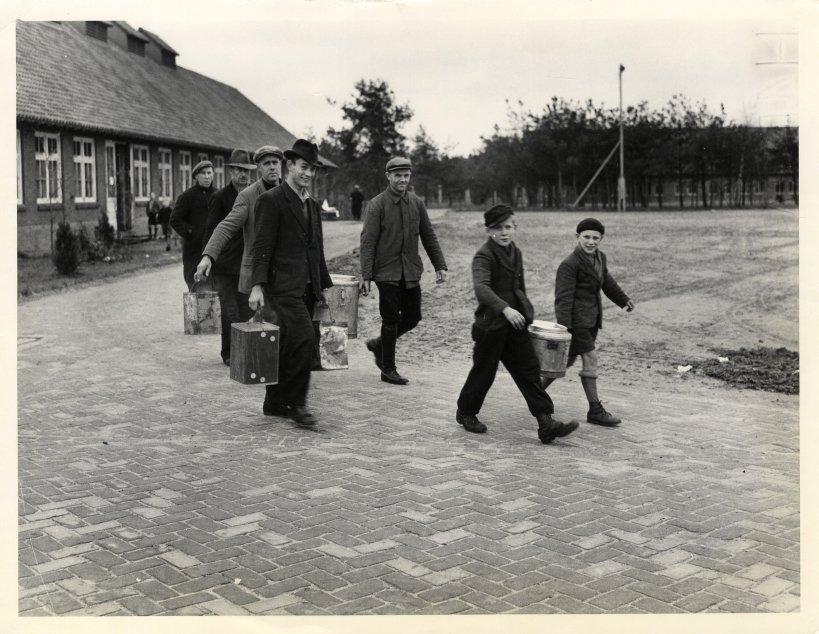 Het kamp in en na de oorlog