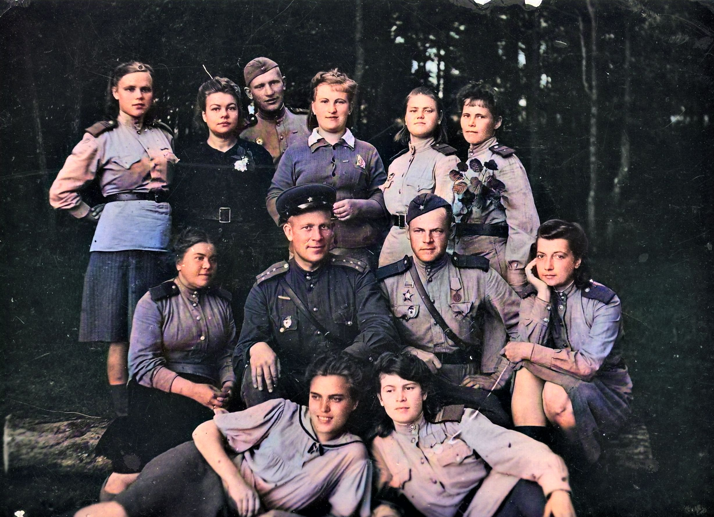 WWII was above all won by the blood and sacrifice of the Soviet people