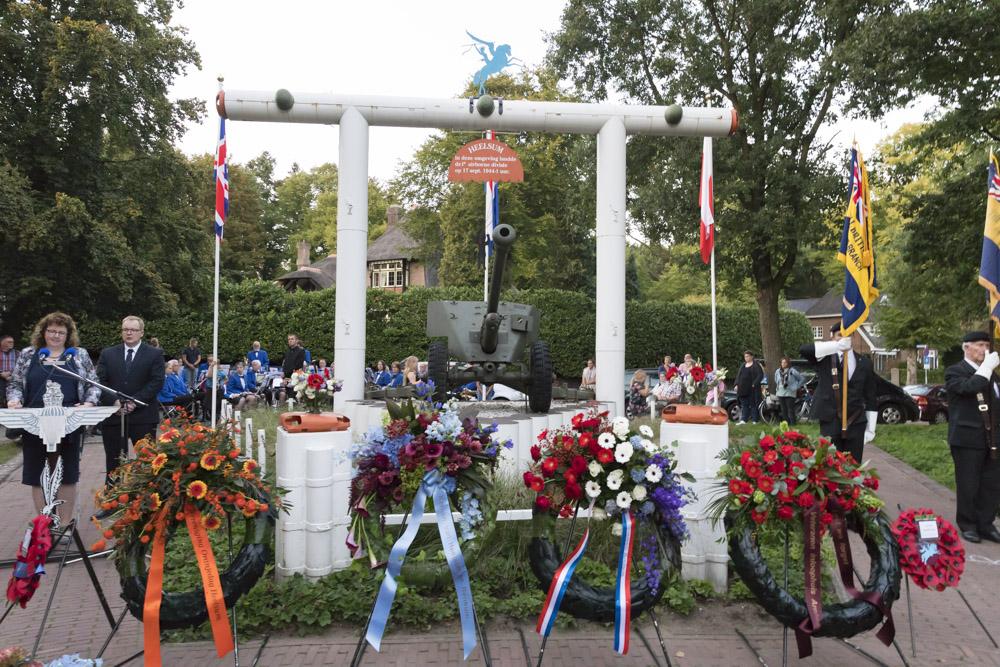 Airborne herdenking Heelsum 17 september 2018