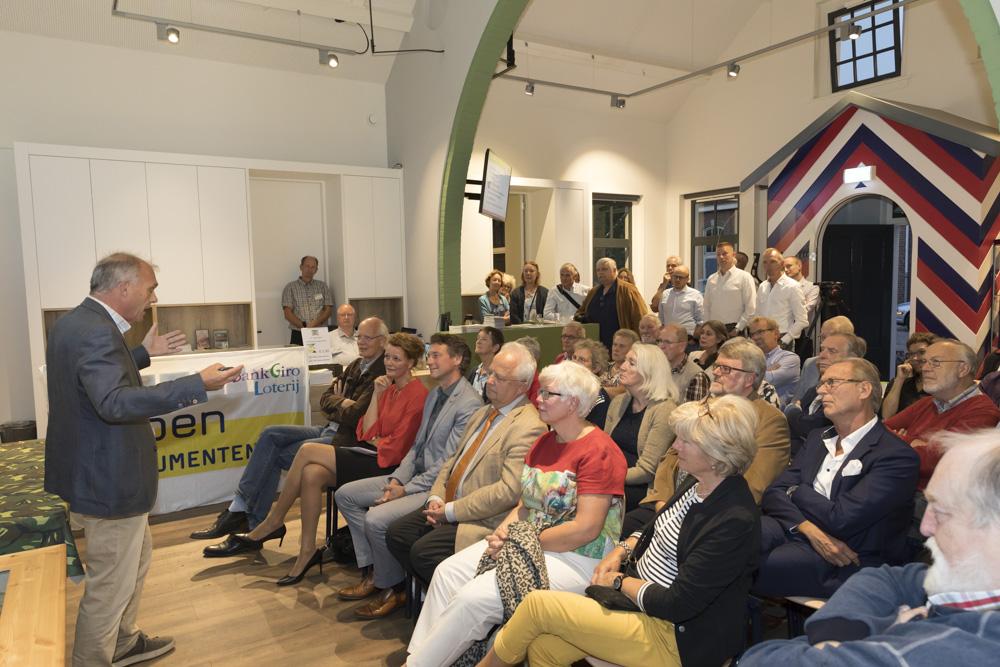 Opening militair-historisch informatiepunt De Smederij Ede