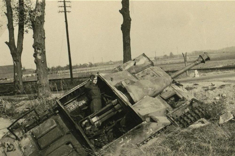Foto's rond de bevrijding van Rosmalen