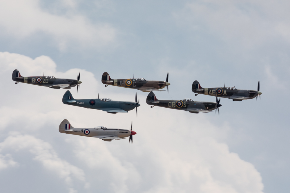 Flying Legends Airshow 2018