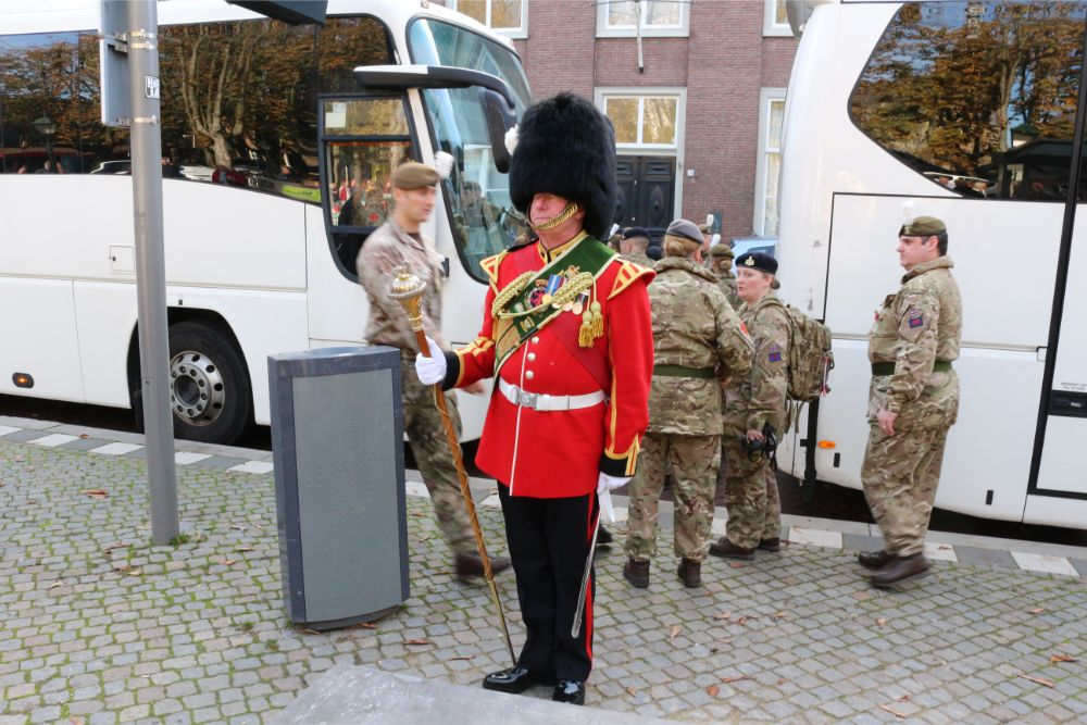 Photo Report Commemoration Liberation 's-Hertogenbosch (part 2 ceremony)