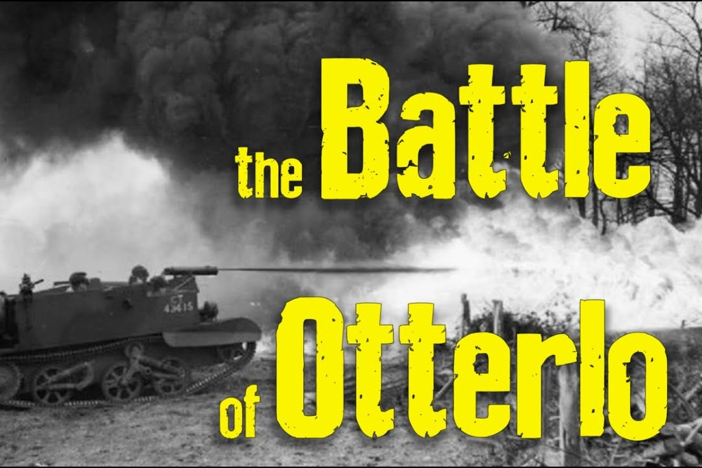 18-04: [video] New documentary released about forgotten Battle of Otterlo (NL)