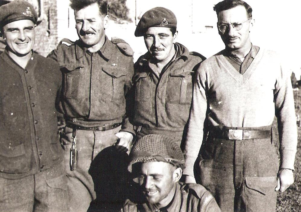 Scouting en Edelsmit tijdens de Tweede Wereldoorlog