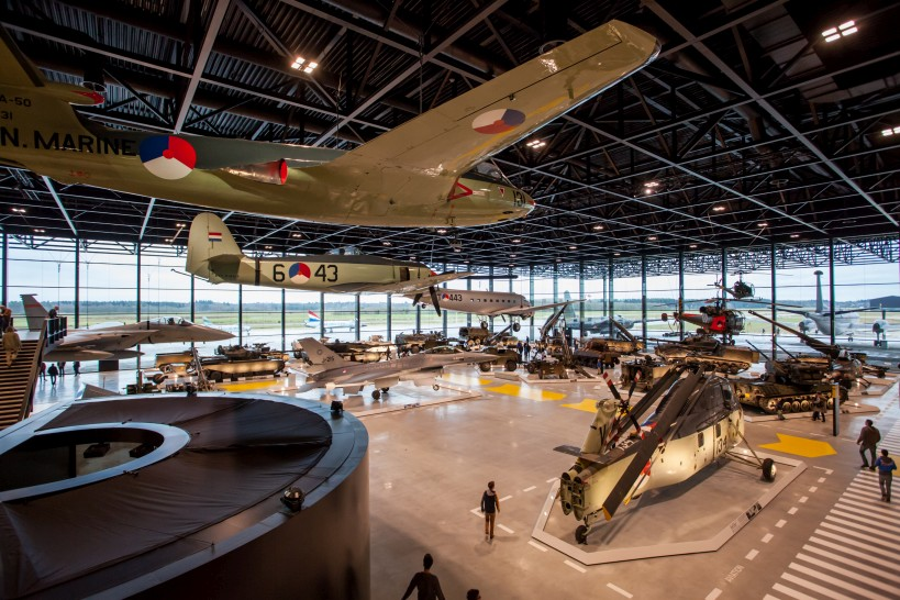 Photo Report Nationaal Militair Museum