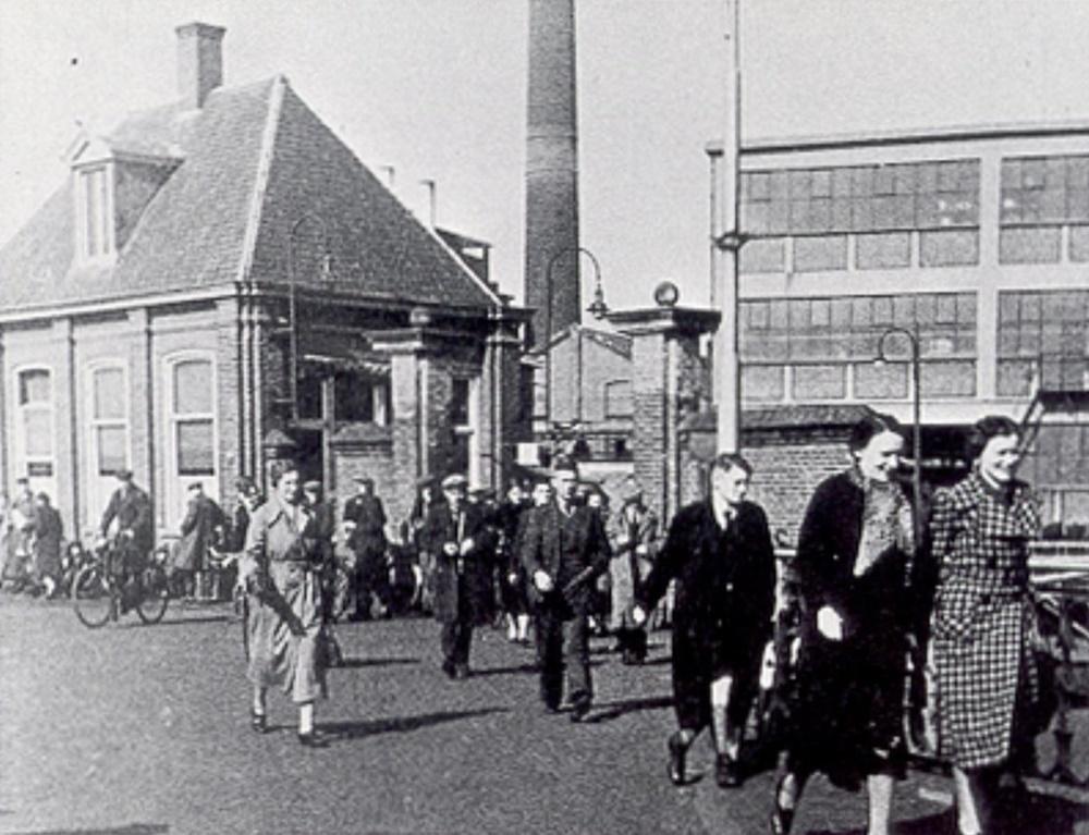 Vlisco-archief geeft inzicht in het dagelijkse leven tijdens de Tweede Wereldoorlog
