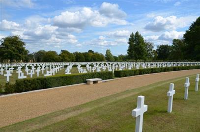 Nieuw informatiecentrum Amerikaanse begraafplaats Cambridge