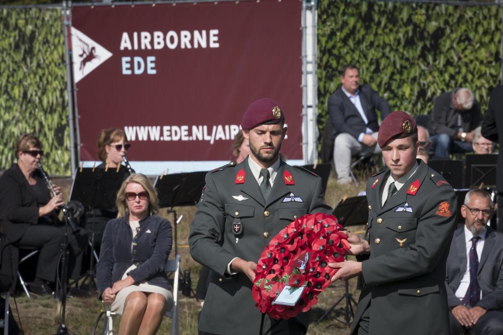 Fotoverslag Airborne Herdenking Ginkelse Heide 2020