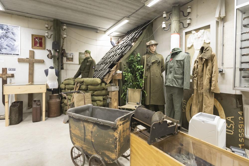 Fotoverslag Museum van Postzegel tot Tank