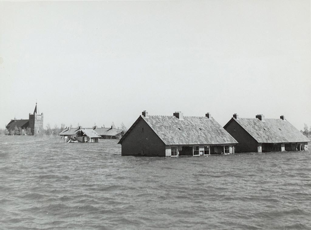 Sporen van de strijd: Inundatie van de Wieringermeerpolder
