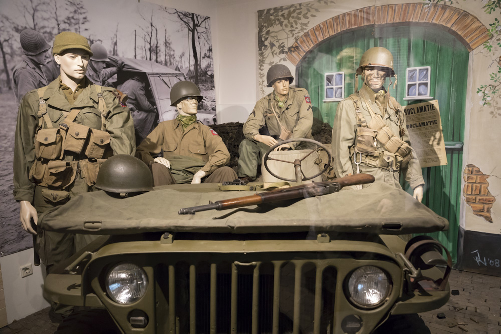 Fotoverslag Oorlogsmuseum Niemandsland