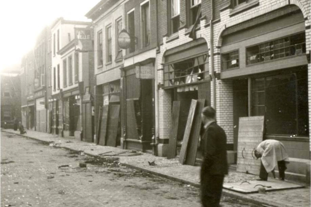 Dagboek Niessen: 23 september 1944 in Helmond