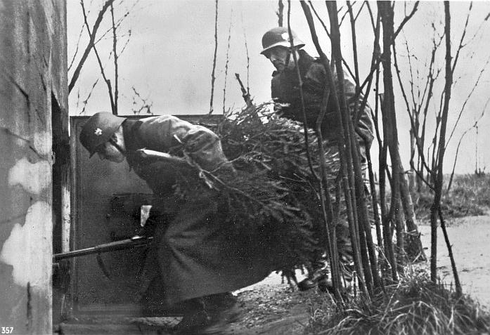 Leesfragment Kerstmis onder vuur: Heilige nacht met de Führer