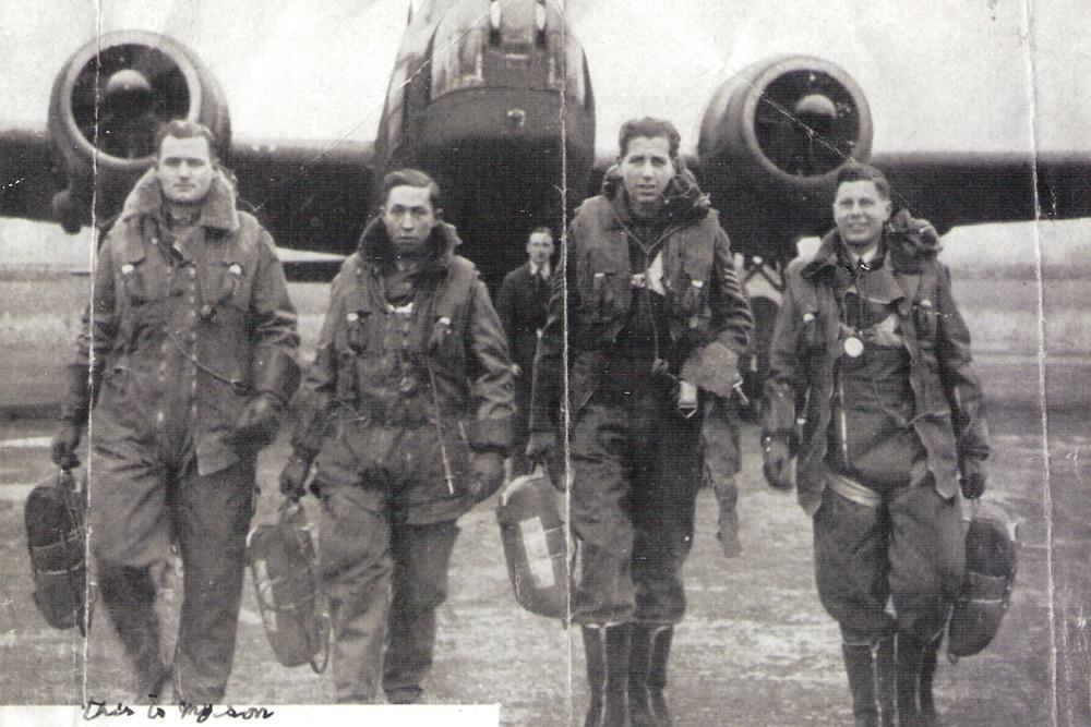 De luchtoorlog in 1942