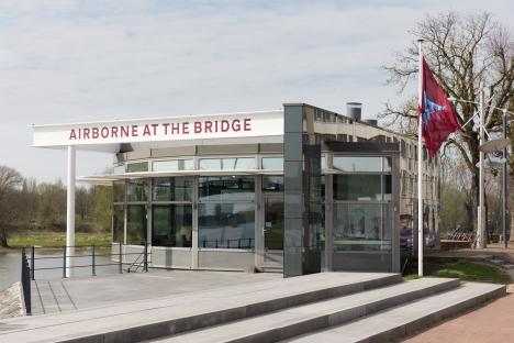 Airborne at the Bridge ontvangt eerste vier weken ruim 6.000 bezoekers