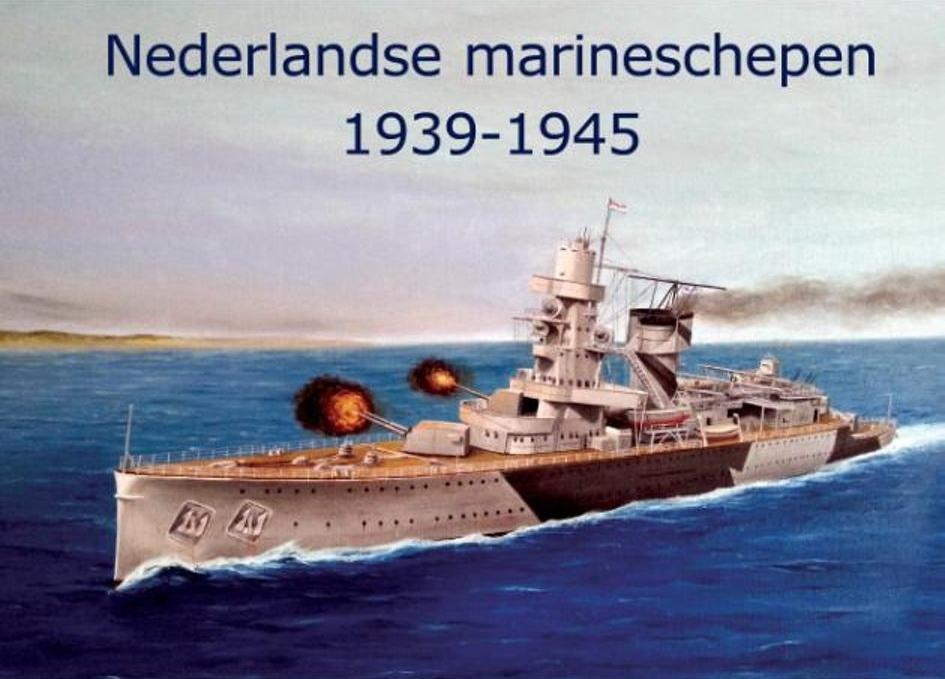 Nederlandse marine was kansloos tijdens de Tweede Wereldoorlog