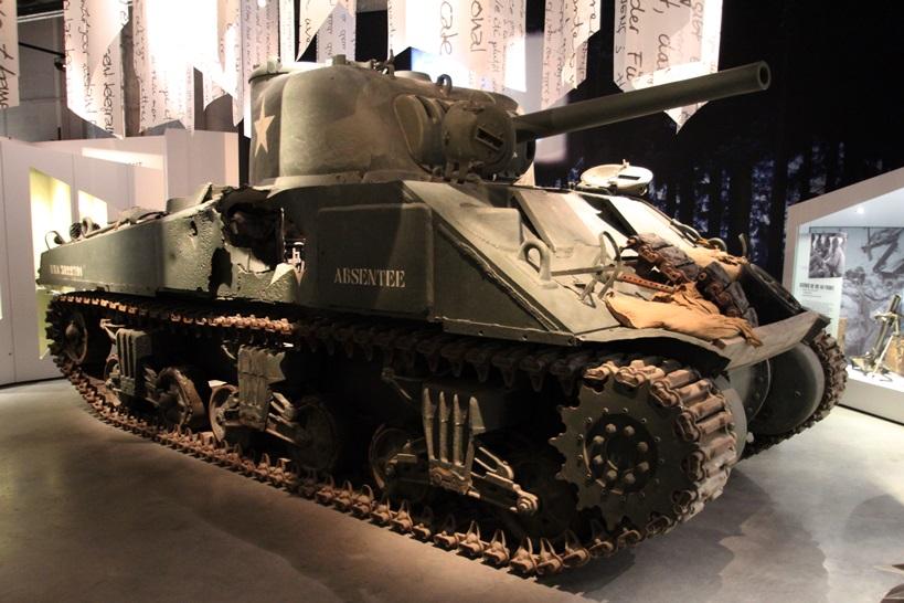 Opening Bastogne War Museum