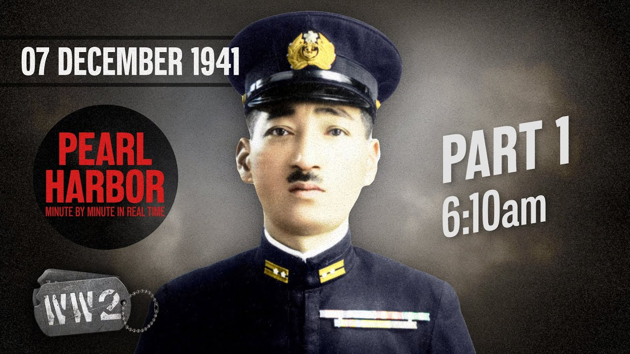 Pearl Harbor in Real Time special - Episodes 01-10 - December 7, 1941