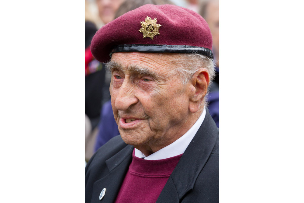 Arnhem veteran Les Ransom passed way