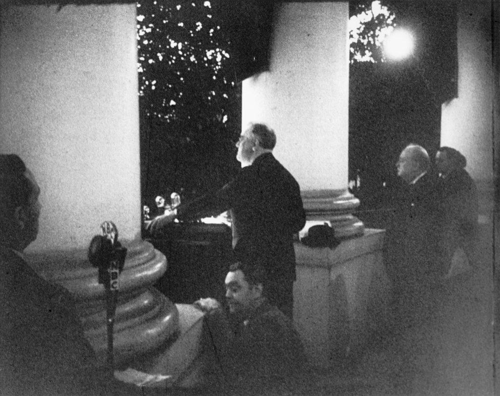 Logeerpartij in Witte Huis met kerst '41 veranderde verloop van WO2