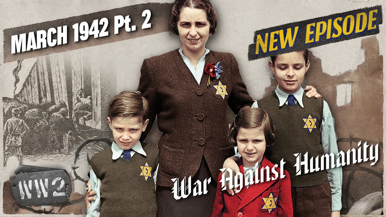 25-03: World War 2 Youtube Series - Fifty Families Murdered Every Hour