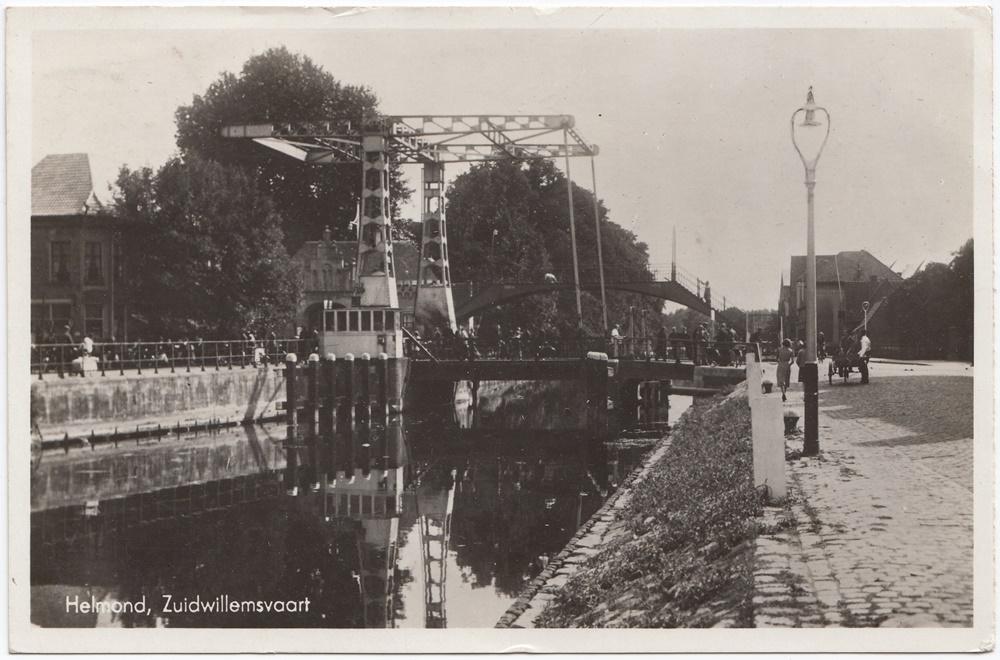 Briefkaartje uit Helmond