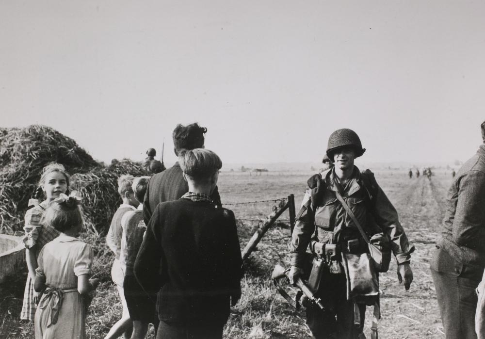 Podcast Oorlog op de Flank neemt luisteraars mee naar het slagveld van toen
