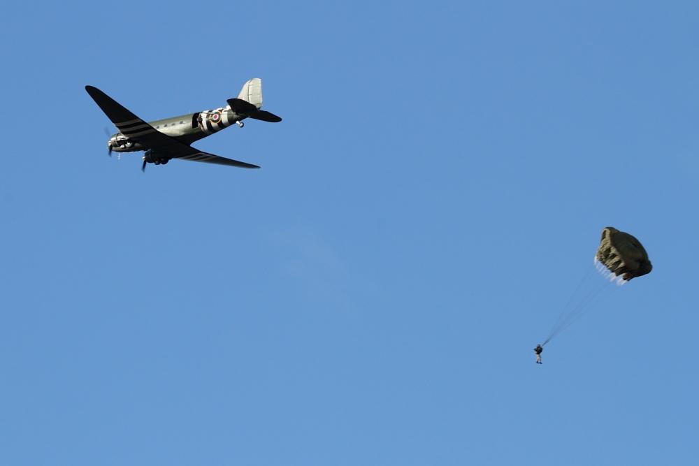 Arnhem Commemorations 22 september 2012