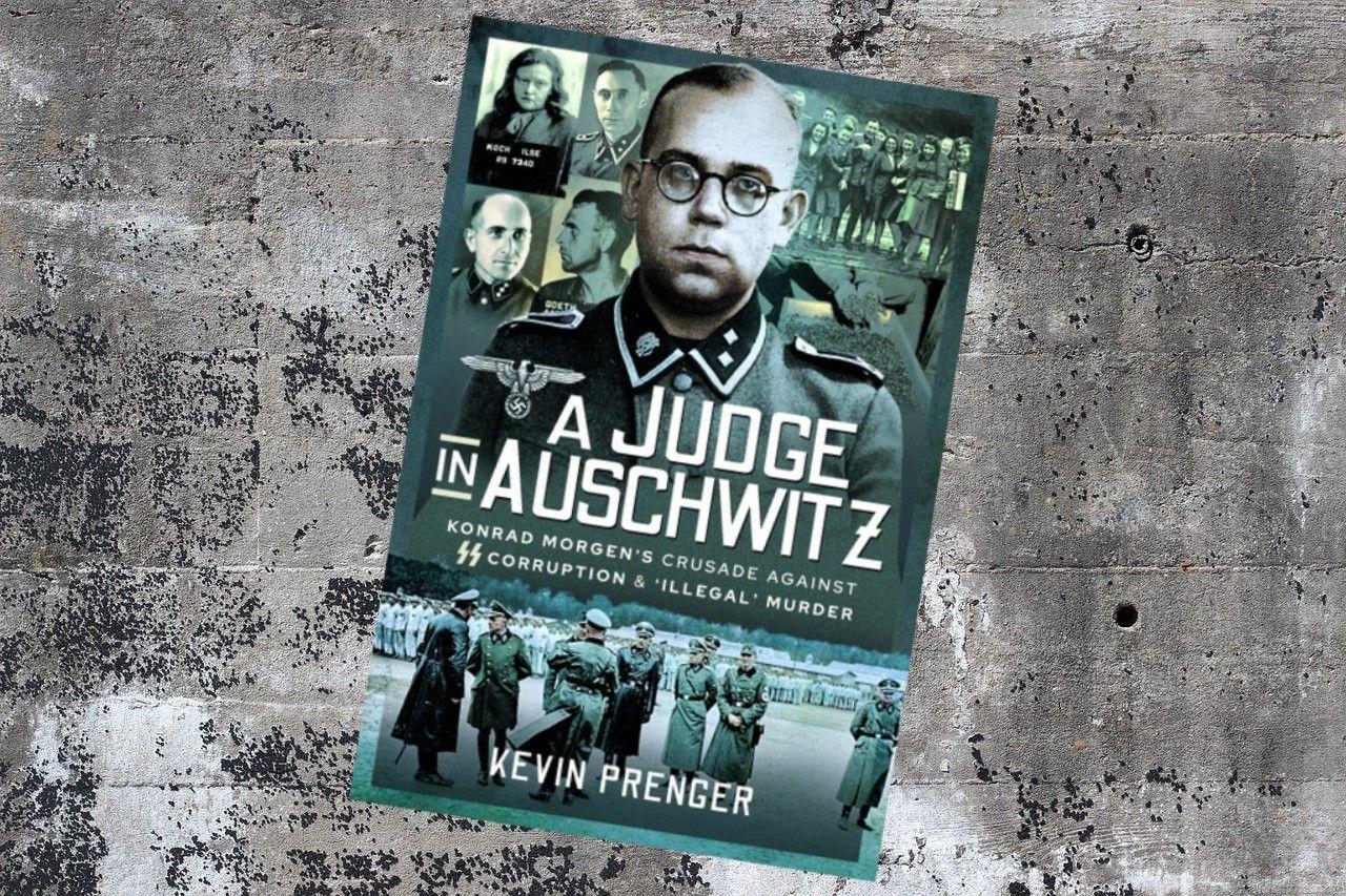 New book about SS Judge Konrad Morgen published