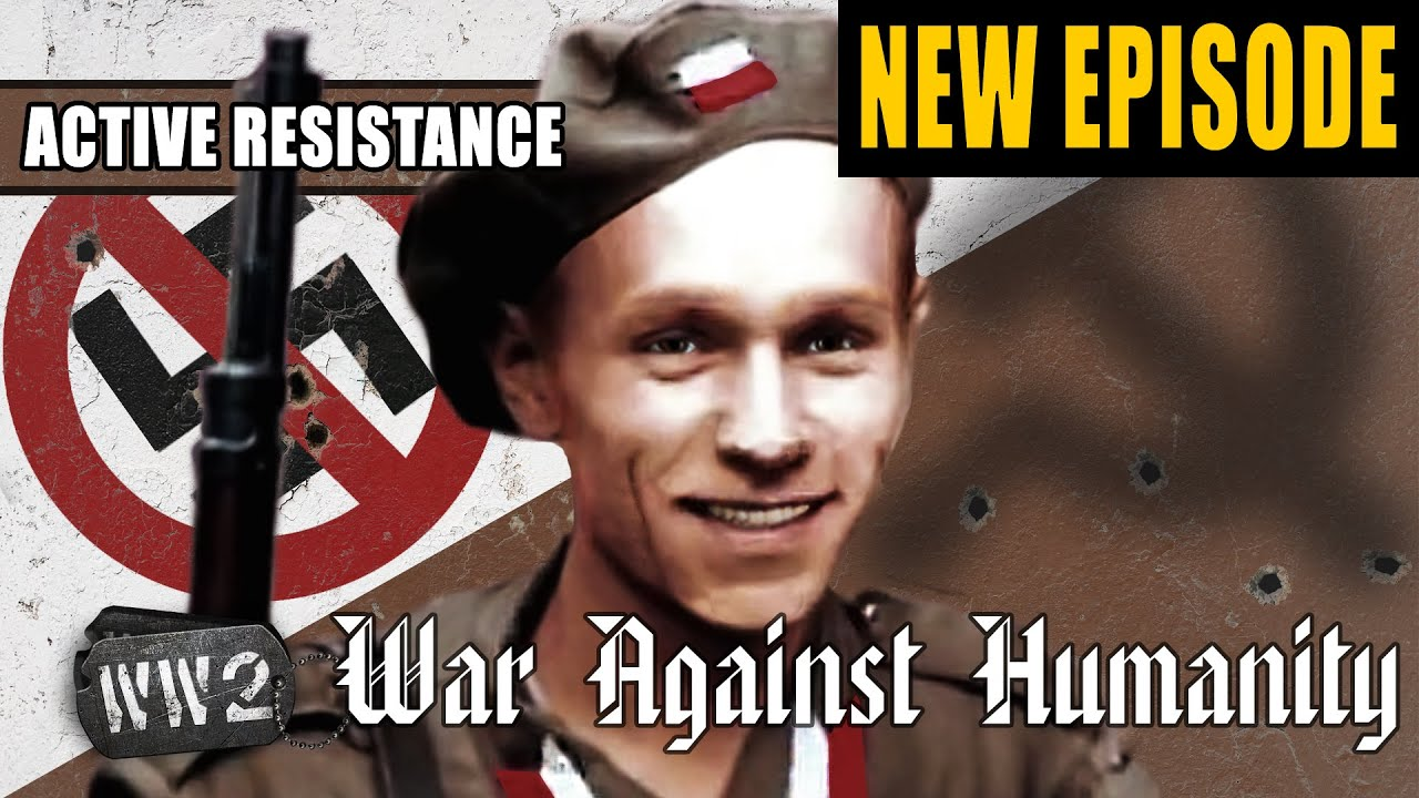 World War 2 Youtube Series - Poland Will Not Bow to Nazis & Stalinists