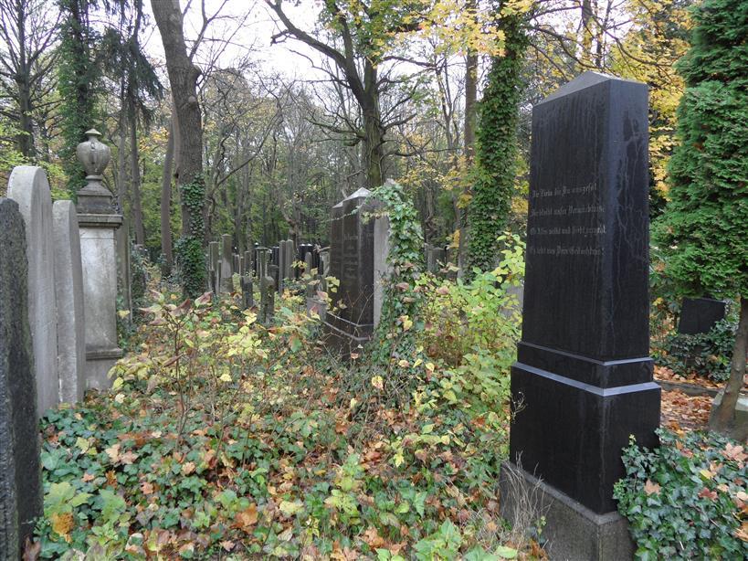 Fotoverslag Joodse begraafplaats Weissensee